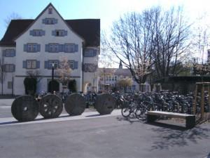 07 Zugang zum Campus im Freihof  Kirchheim unter Teck