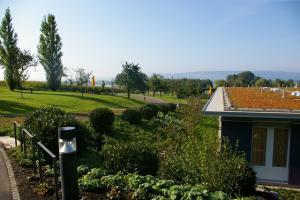 Maria Hilf Hegne, Garten gen Südost