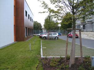 Parkplätze am Henriettenstift