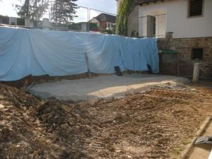Friedhofmauer, Wernau